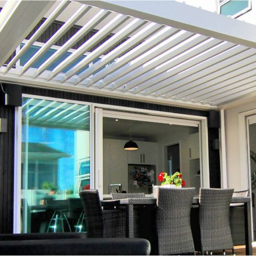 Photo courtesy of Douglas Innovation – NZ Louvres Hawkes Bay Dealer